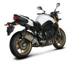 Yamaha FZ8 Akrapovic