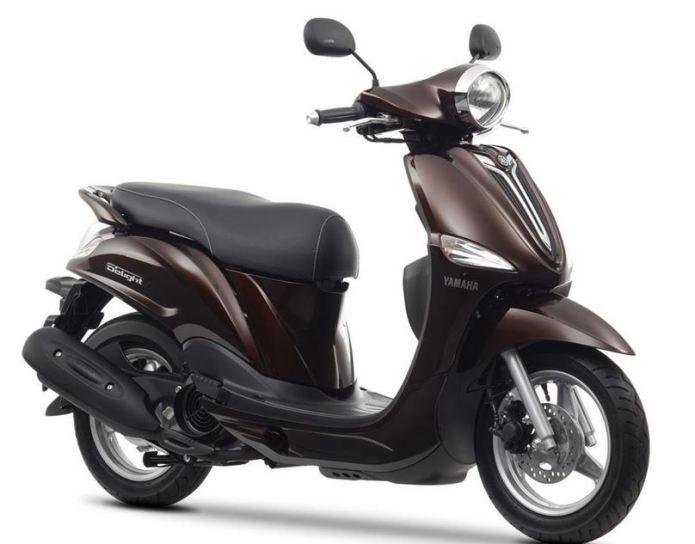 d'elight - nieuwe 125cc scooter van Yamaha