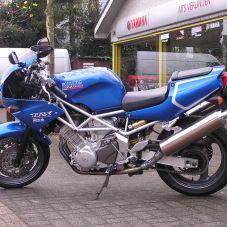 Yamaha TRX850, 1996, 11000 km, € 3850