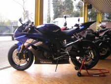 Yamaha YZF-R6 overjaars, nieuw! 2 jaar garantie, € 10350