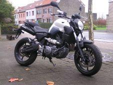 MT-03, overjaars, nieuw! 2 jaar garantie, € 6200.