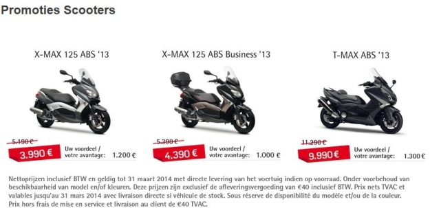 promo scooters