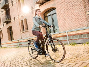 Yamaha-MBK elektrische fiets