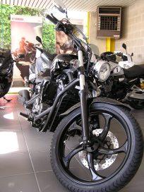 2014 Stryker XVS1300 black