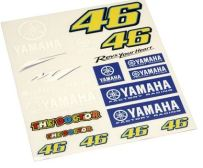 Stickervel Rossi €25