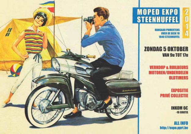 moped expo