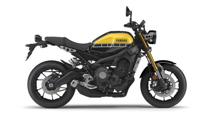 XSR900 60TH