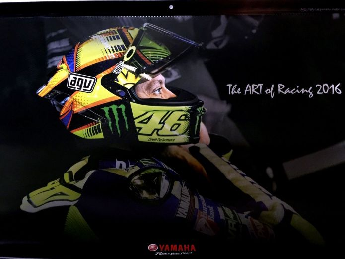 yamaha the art of racing calendar 2016