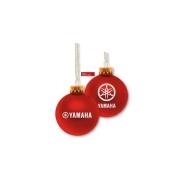 kerstballen yamaha rood blauw of grijs, sets van 6, limited edition! 15 euro per set